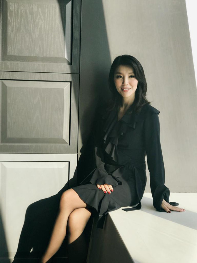HK01人物專訪:「陳芷菁投資學:賺$10儲$7,活到幾多歲也可更好」
