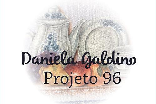 Projeto Digital 96:  Frutas com Porcelana