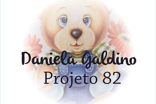 Projeto Digital 82: Ursinho Jardineiro