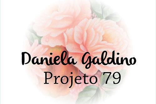 Projeto Digital 79: Rosas com maças