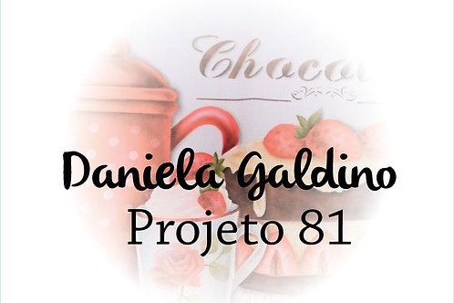 Projeto Digital 81: Bolo de Morango
