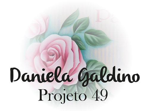 Projeto Digital 49: Rosas Realistas Pink