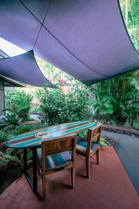 EUCALYPT SUITE PATIO