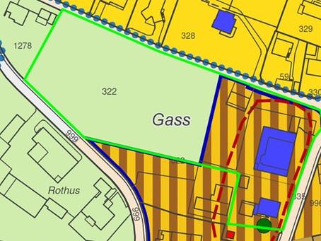 Sollte nicht erst die Planung der Dorfplatzgestaltung abgewartet werden?