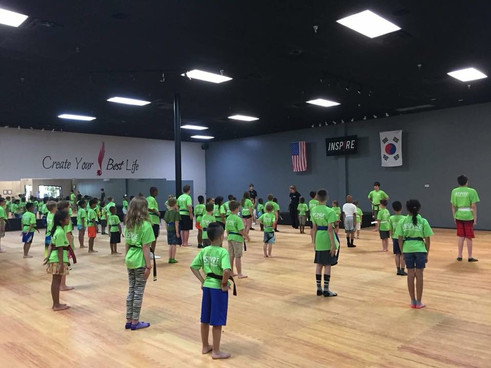 Martial Arts Summer Camp | Midlothian, VA