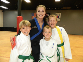 Kids Martial Arts | Midlothian, VA