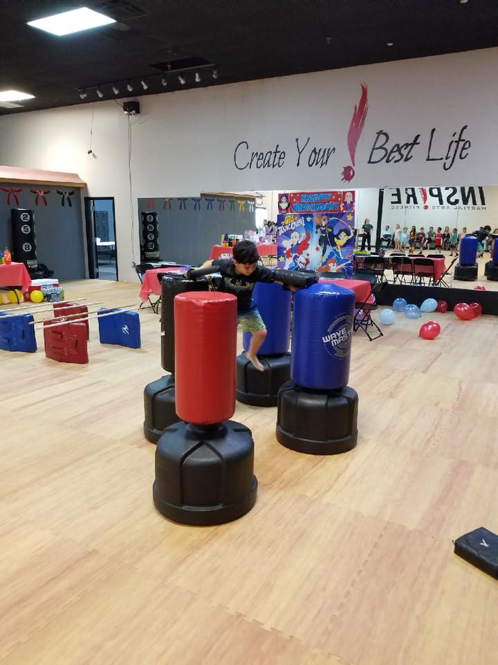 Martial Arts Birthday Parties | Midlothian, VA