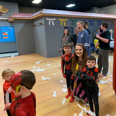 Martial Arts Birthday Parties   Midlothian, VA