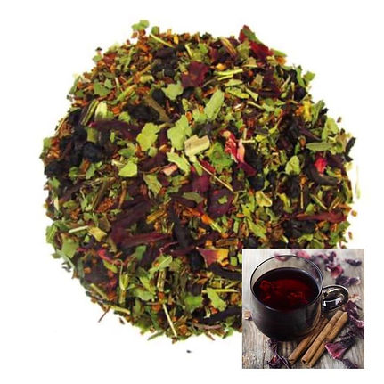 Immune Boosting Elderberry Tea