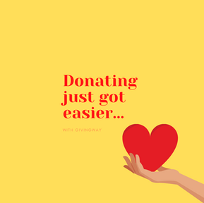 Templates - Social Posts - Donating Just Got Easier