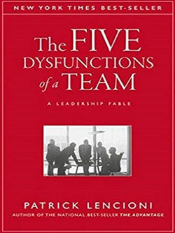 The Five Disfunctions of a Team