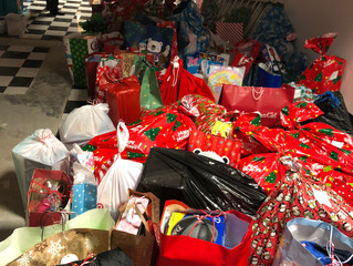 WOW! 358 children sponsored for the Holidays