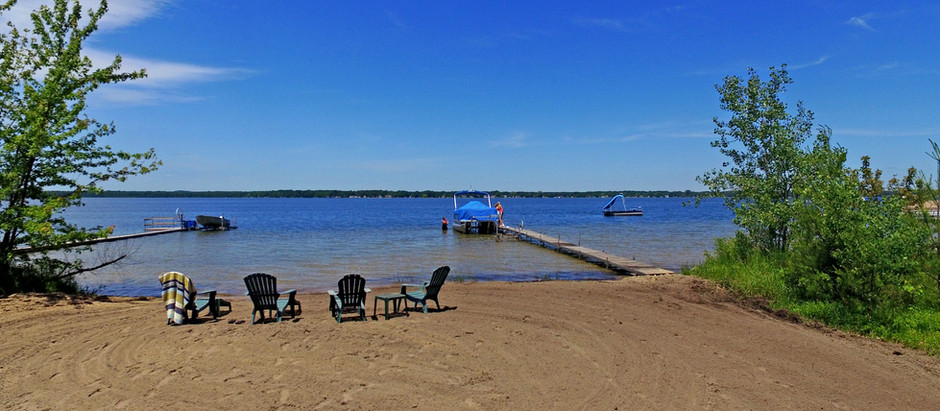 FULL FAMILY FUN at Talsma's Lake Missaukee Cottages
