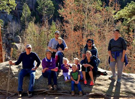 LITTLE GEM OF A TRAIL ~ Gem Lake Trail Estes Park, CO