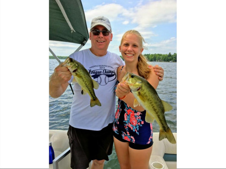 ENTERTAINING FISHING for Families with Kids