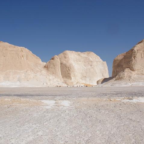 White Desert Egypt