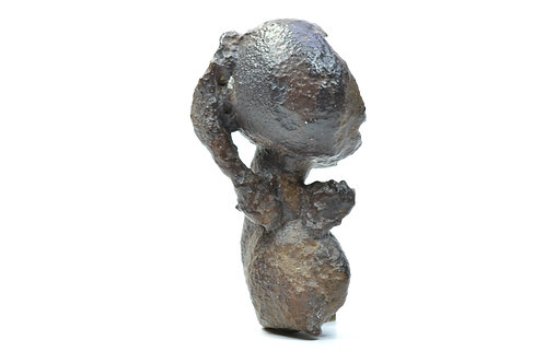 Pseudomorph Hematite Goethite after Marcasite White Desert Egypt - 53 g