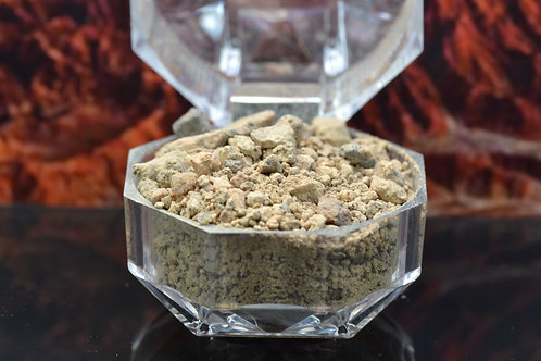 SAND SAMPLE - ATACAMA DESERT - CHILE - natural sand - collectors box - 16 g