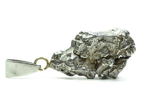 Rare Campo del Cielo iron meteorite - Argentina - TOP Quality - pendant - 7.0 g