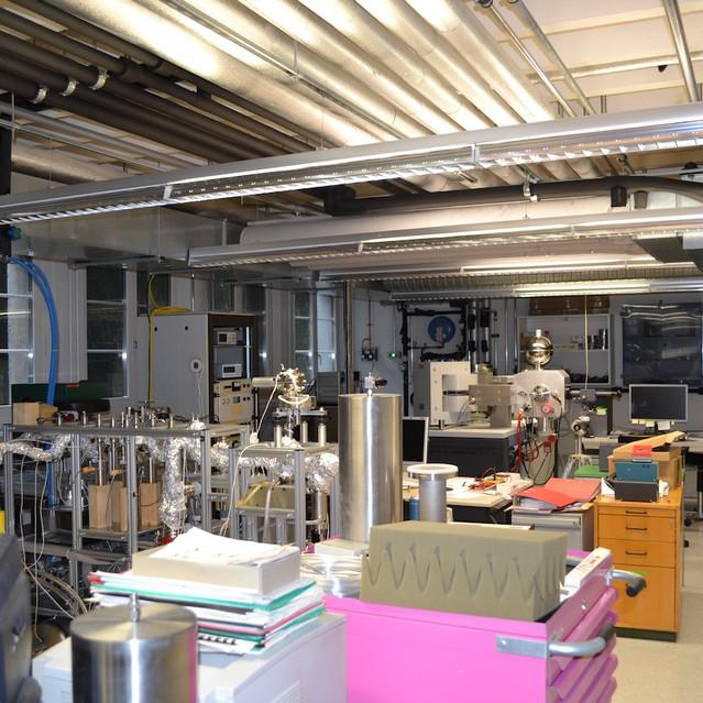 Mass-Spectrometer lab