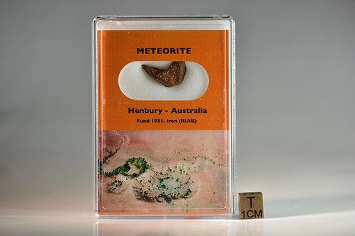 Henbury - Iron IIIAB - found 1931 in Australia - individual - 2.929 g