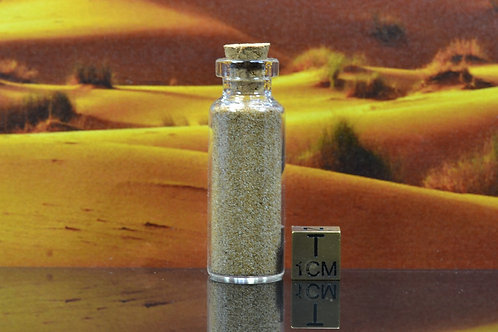 SAHARA SAND sample EGYPT - Great Sand Sea - Western Desert - 9 g