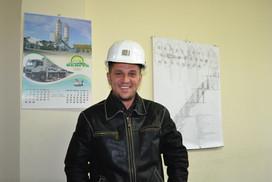 Trepca Mine Visit 2012 - Sabit