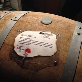 2016 First Twannberg meteorite wine