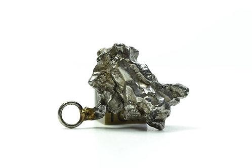 Rare Campo del Cielo iron meteorite - Argentina - pendant - TOP Quality - 10.8 g