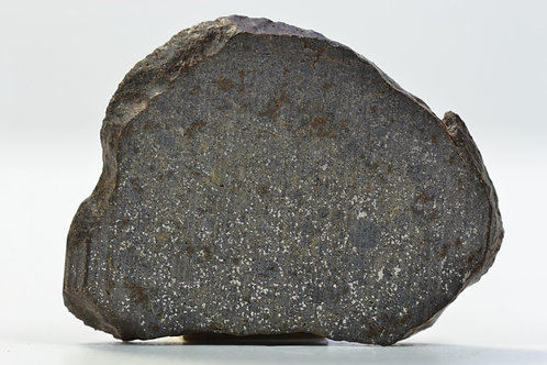 NWA 5385 - Chondrite H6 - found 2007 in NW Africa - full slice - 3.39 g