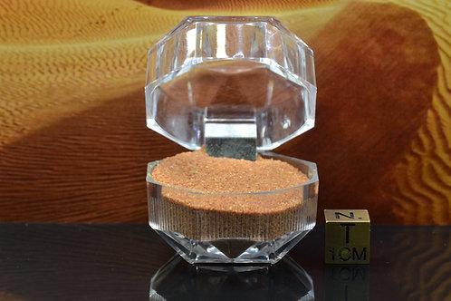 SAHARA SAND sample -  EGYPT - Gilf Kebir Region - Wadi Hamra - 25 g