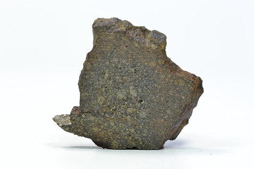 Gresia - Chondrite H4 - found 1990 in Romania - part slice - 3.4 g