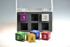 scale cubes