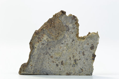 NWA 8308 - Howardite - found 2012 in NW Africa - TKW 605 g - part slice - 2.0 g