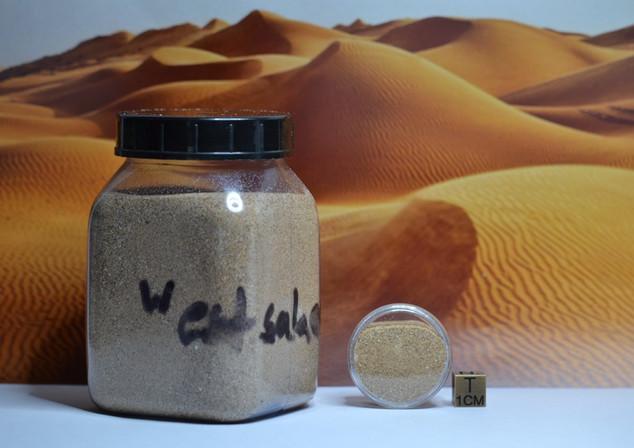 Western Sahara sand sample