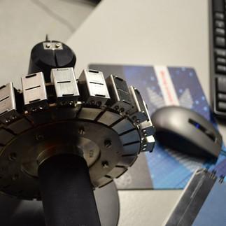 Sample wheel TIMS