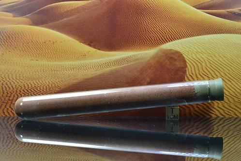 SAHARA SAND sample -  EGYPT - Gilf Kebir Region - Wadi Hamra - 42 g