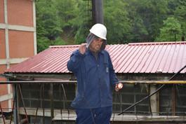 Trepca Mine Visit 2012 - Skender