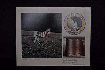Apollo 12 Mission Prints