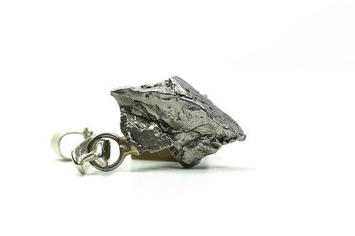 Rare Campo del Cielo iron meteorite - Argentina - TOP Quality -pendant - 5.9 g