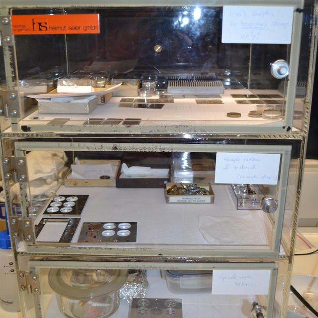 Electron Microprobe
