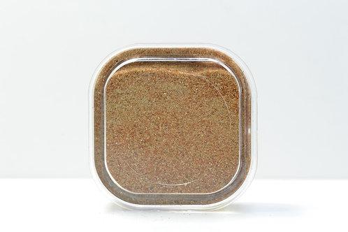 SAHARA SAND sample - Western Sahara - Morocco - brown color - 20 g