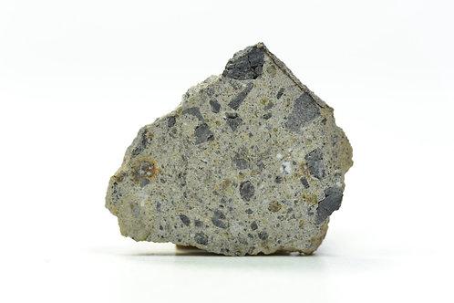 Los Vientos 290 - Howardite - found 2017 Chile - TKW 92.7 g - part slice 1.5 g