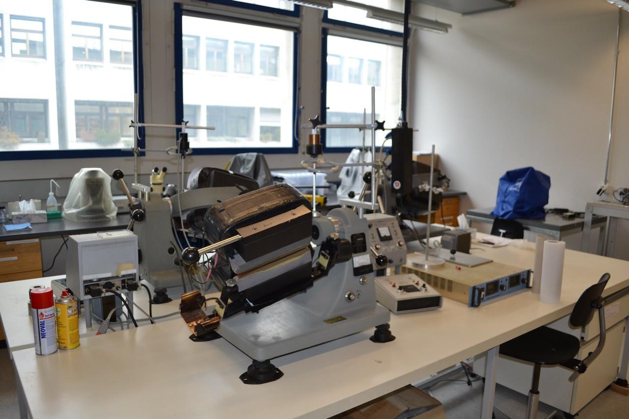 Mineral Separation Lab