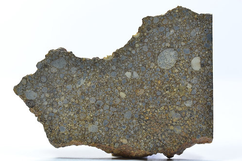 NWA 12009 - Chondrite LL3.5 - found 2017 in NW Africa - part slice - 18.5 g