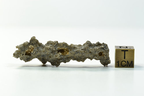 Fulgurite - Great Sand Sea Egypt - Created by lightning - natural - 2.1