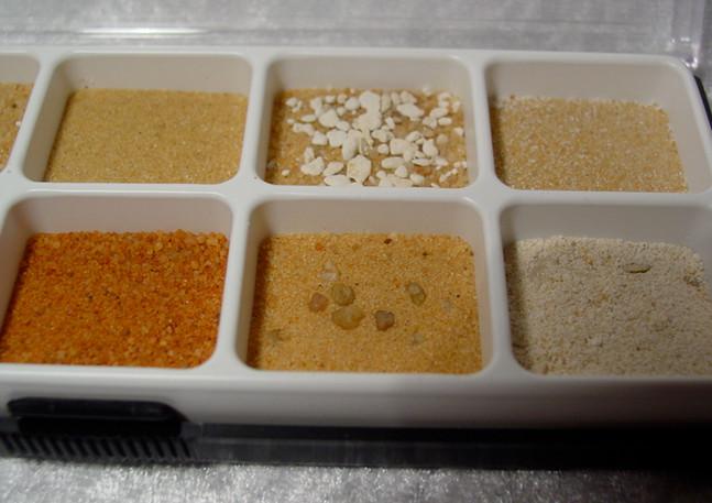 Desert Sand sample set