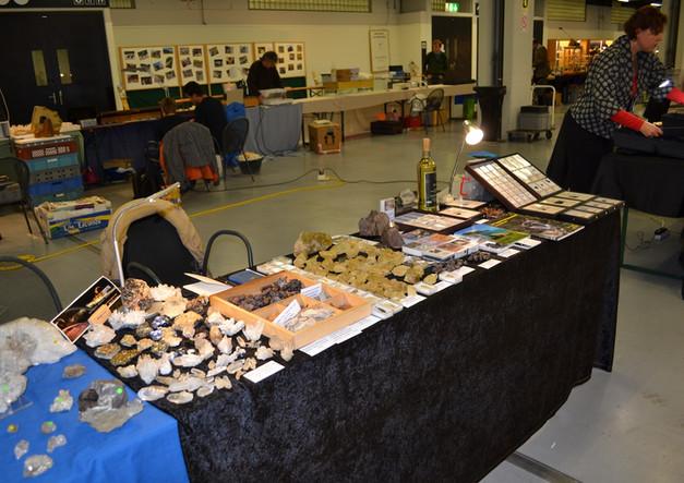 Mineral Show Berne
