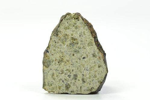 NWA 8379 - Diogenite - found 2013 in NW Africa - TKW 279 g - slice - 1.5 g