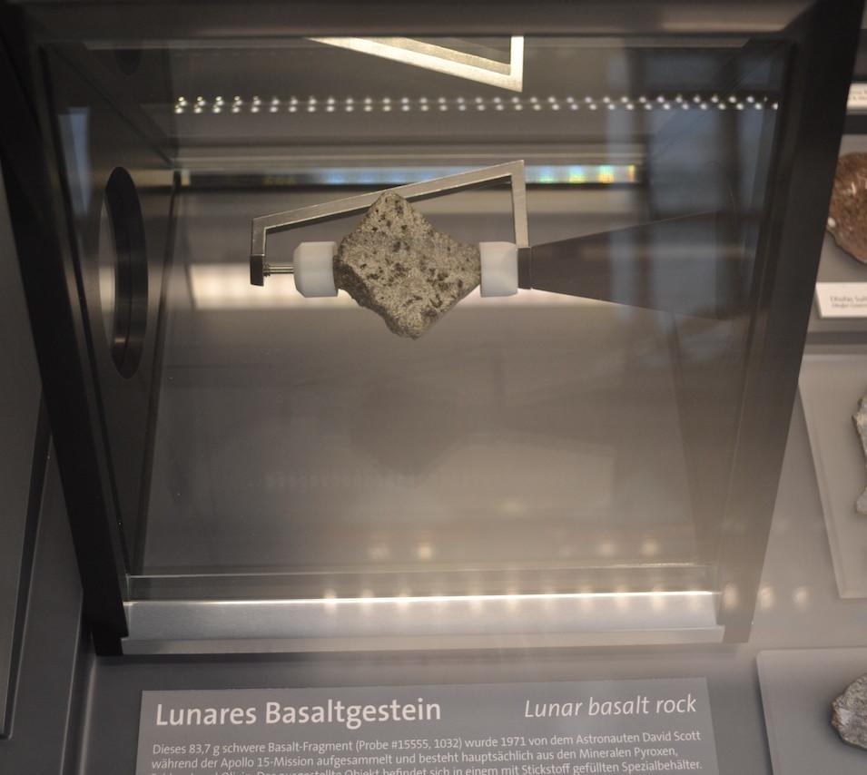 Meteorite Collection Vienna